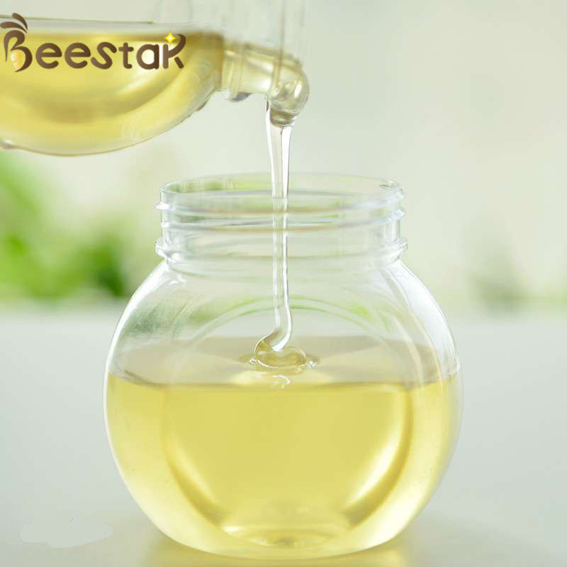 100% Pure Organic Raw Natural Bee Honey Acacia Flower Honey For Weight Loss